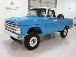 Chevrolet 1 2 ton 4x4 pickup sold for 44000 this clean chevrolet 4x4
