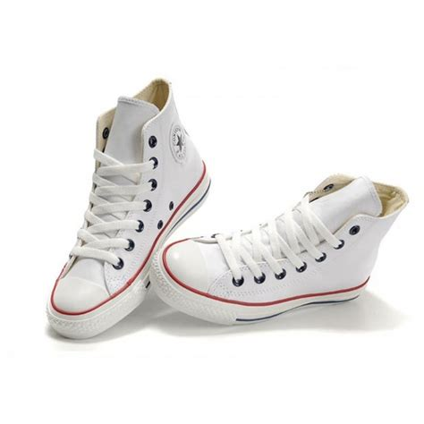 Converse High Ct White converse converse ct hi leather white sc d1 132169c unisex trainers converse from
