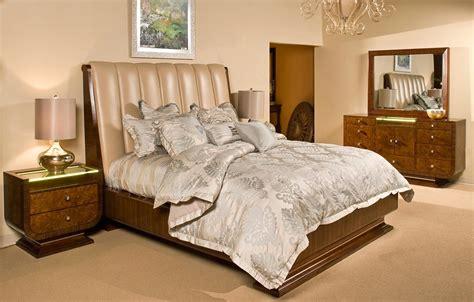 michael bedroom set michael amini cloche traditional bourbon bedroom set by aico