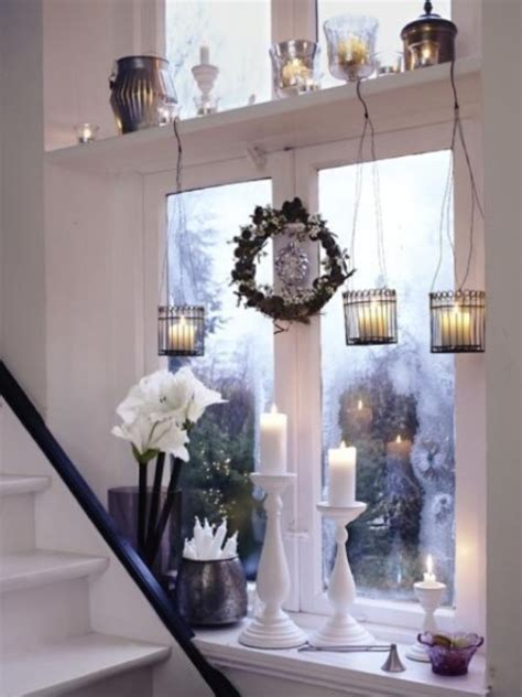 home window decoration ideas 35 outstanding christmas window decorations ideas