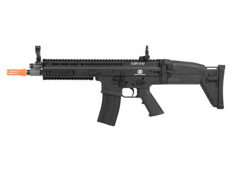 Airsoft Gun Type Fn fn herstal fn scar l metal aeg airsoft rifle black airsoft guns