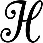 decorative letter r