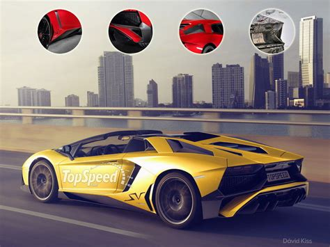 Lamborghini Aventador Sv Top Speed 2016 Lamborghini Aventador Sv Roadster Review Top Speed