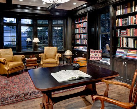 luxury home office beautiful homes design