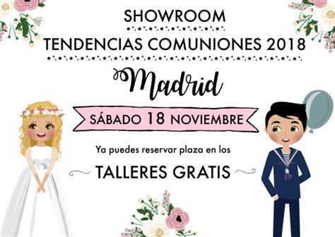 la comunion de noa magazine reserva stand en tendencias en comuniones 2018 asturias la comunion de noa magazine talleres gratis tendencias en comuniones 2018 madrid