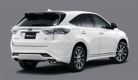 Toyota New Model Toyota Harrier 2014 New Model In Japan Photos Gallery