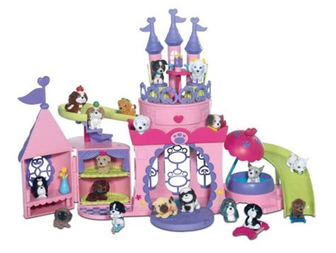 puppy in my pocket playsets corinthian puppy in my pocket puppy pet palace playset doll review compare