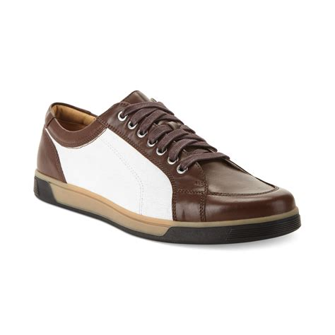 cole haan oxford shoes cole haan vartan sport oxford shoes in brown for