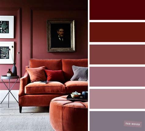 mauve color scheme the best living room color schemes mauve brick colors