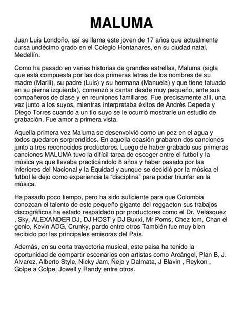 canciones recientes maluma 2016 maluma letras de las canciones 2016 biografia de maluma