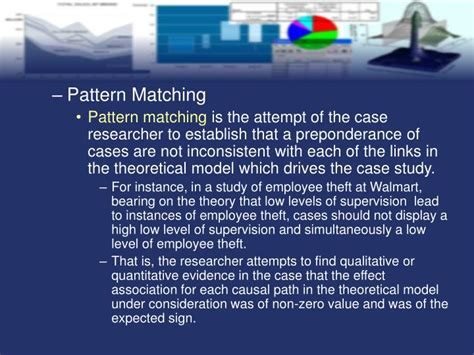 pattern matching qualitative study ppt narrative analysis content analysis case studies