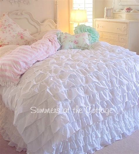 shabby chic bedding white affordable shabby chic bedding