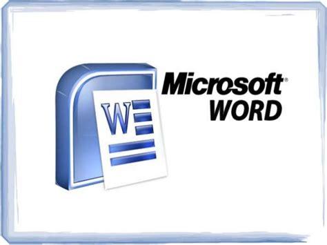 ms word microsoft word ppt presentation