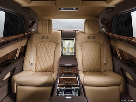 bentley interior 2017 2017 bentley mulsanne extended wheelbase interior rear