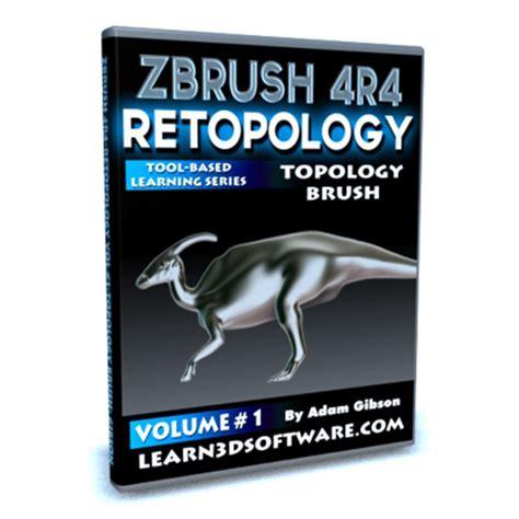 zbrush retopology tutorial zbrush tutorials adam gibson