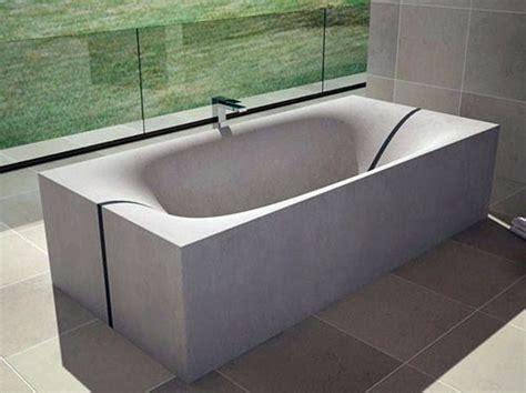 Beton Badewanne by 17 Best Ideas About Concrete Bathtub On