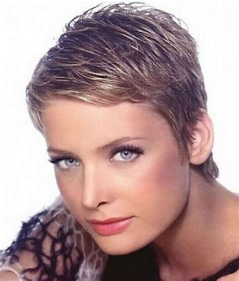 short hair cuts for very heavy women very short haircuts for thick hair hairstyle ideas in 2018