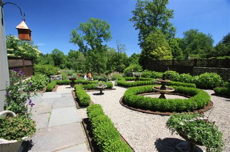 Landscape New Ct Formal Garden Traditional Landscape New York By