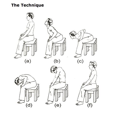Lean Forward Chair Prevent Heart Diseases With Qigong Exercises Tai Qi Gong