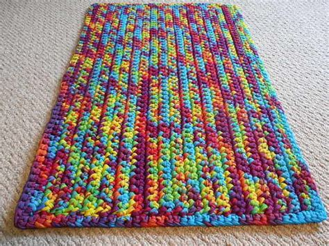 t shirt yarn rug 71 best crochet t shirt yarn material images on diy rugs crochet rag rugs and