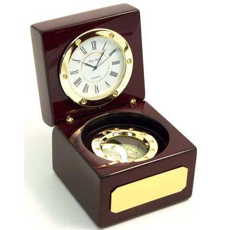 navigator gift clock compass corporate gifts awards