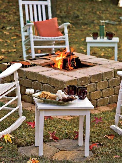 building a firepit in your backyard building a fire pit garden ideas helps pinterest