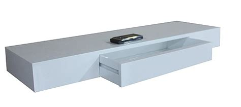 Schublade 80 Cm Tief by Design Wandregal Regal Mit Schublade 80x25 Cm Wei 223 Ebay