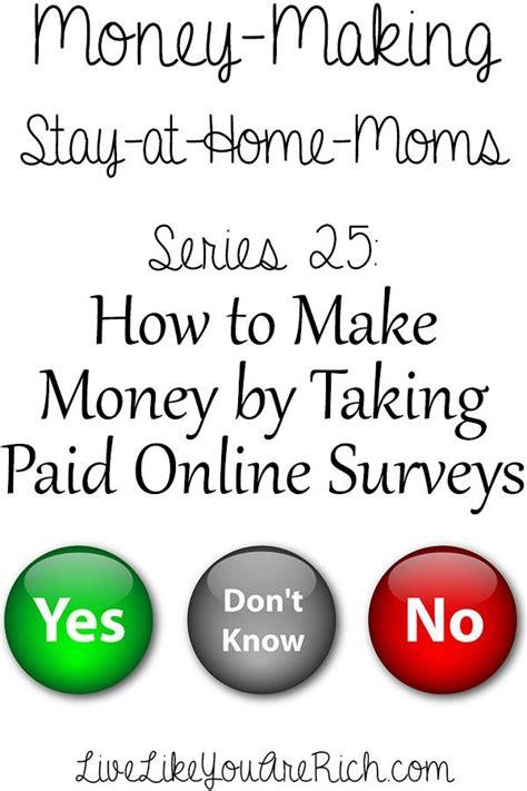 Best Online Surveys To Make Money - 17 best ideas about create online survey on pinterest survey money earn money