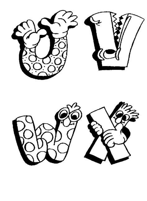 Coloriage Alphabet Alphabet Rigolos 224 Colorier Allofamille Coloriage Magique Lettres Alphabet Maternelle L