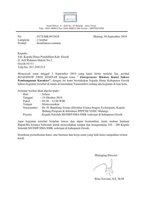 0172 surat konfirmasi dina kab gresik