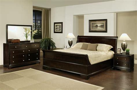 abbyson living  piece sleigh queen size bedroom set  oj commerce abbl
