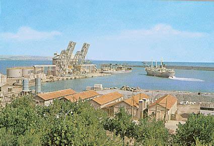porto cinese porto crotone protocollo d intesa con societa cinese