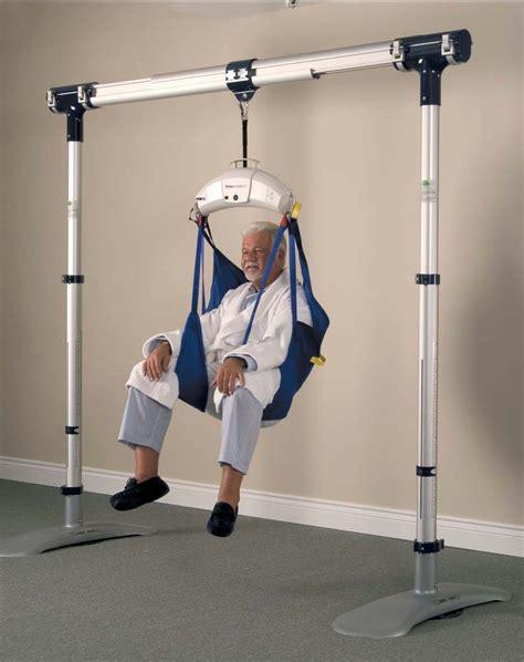 ceiling lifts for patients prism sequoia patient lift