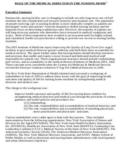 maintenance director description sle 8 exles in word pdf