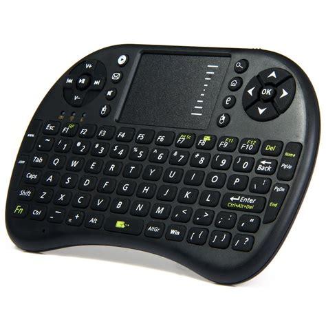 Keyboard Wireless Mini mini wireless keyboard with touchpad mouse ukb 500 rf silicon pk