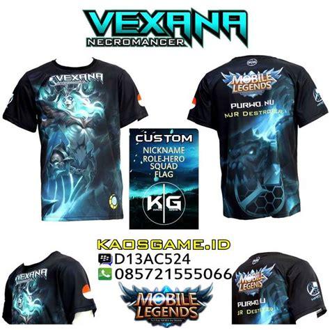 Tshirt Kaos Warkop The Legend 68 best mobile legend t shirt images on