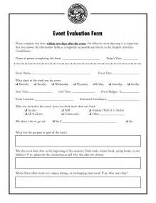 evaluation form templates best photos of template of evaluation sheet