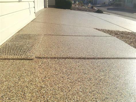 Garage Floor Repair Contractors by Scottsdale Epoxy Coatings Scottsdale Arizona Concrete