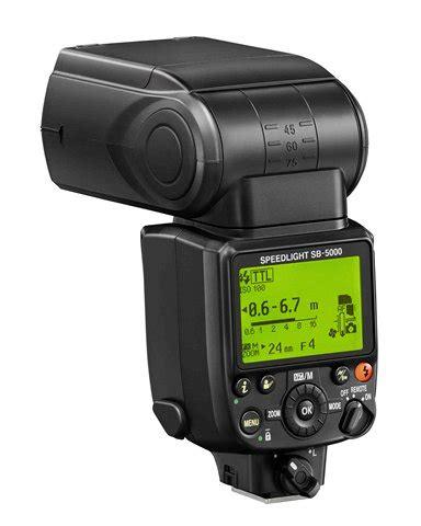 nikon d5 dslr camera, sb 5000 speedlight and wt 6a