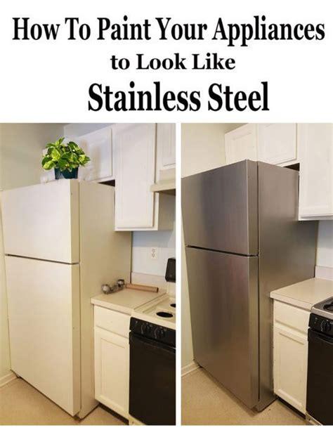 kitchen appliance paint 39 best liquid stainless steel appliance paint images