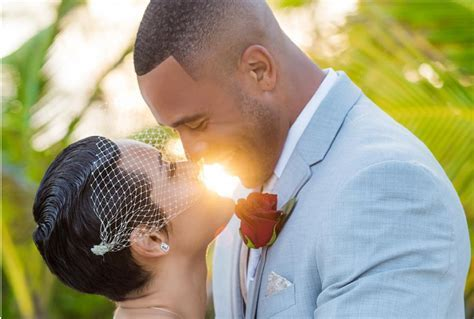 'Empire's' Trai Byers and Grace Gealey show off wedding