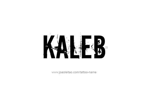 kaleb name tattoo designs tattoos with names
