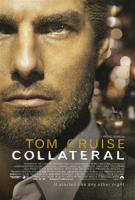 film studies recommended films cruises s character study in collateral confessions of