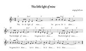 free nursery rhymes gt this light of mine free mp3