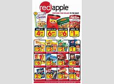 Red Apple Stores flyer February 27 - March 5 Canada Younkers