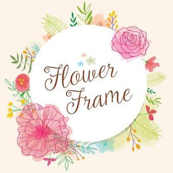 imagenes de flores dibujadas a mano flor rosa fotos y vectores gratis
