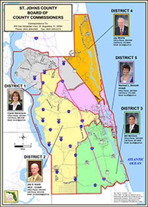 St Johns County Florida Court Search Map Mart
