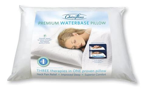 Chiroflow Pillow Prices by Chiroflow Water Pillow