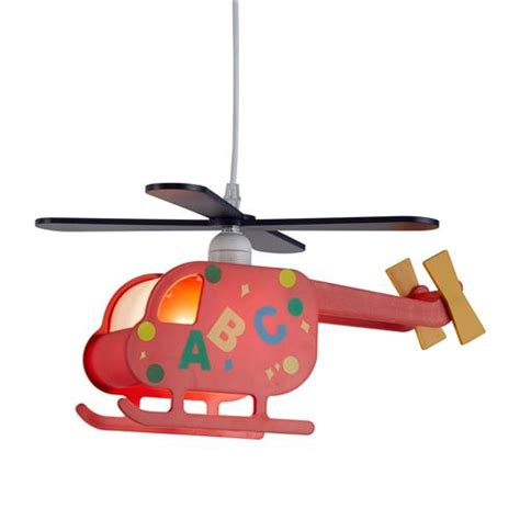 childrens novelty lights novelty led helicopter childrens ceiling pendant light