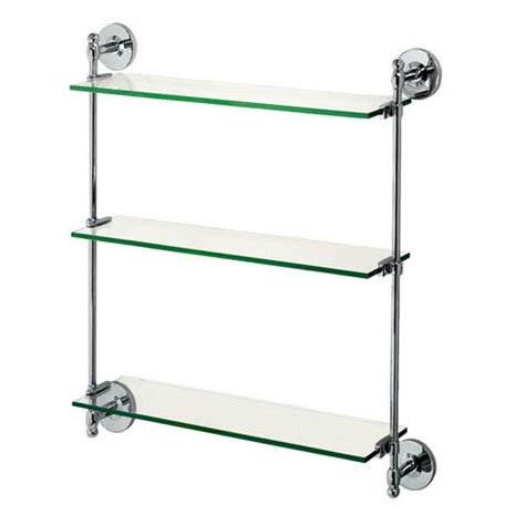 chrome bathroom shelving bathroom racks and shelving bellacor
